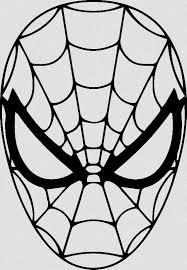 spiderman colorear
